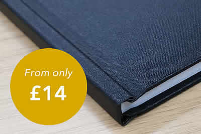 Warwick Print offers Hard binding services